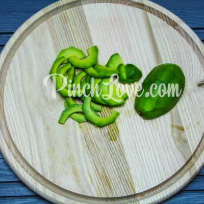 Салат с авокадо и тунцом - шаг 1-1