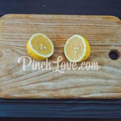 Лимонад из лимона и мяты - домашний - шаг 1-1