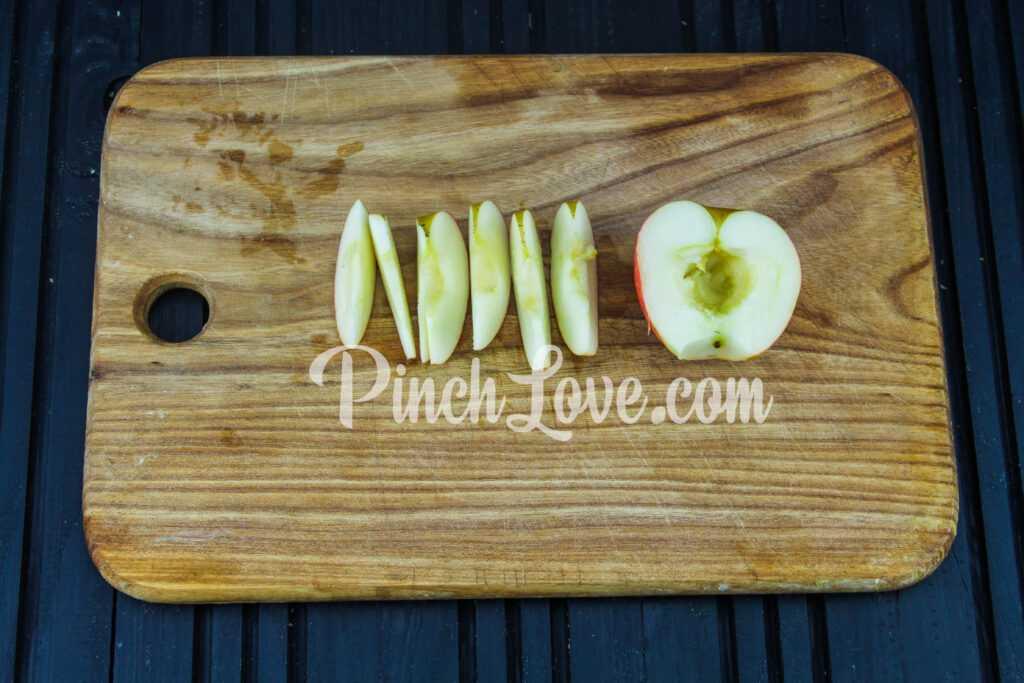 Яблочный компот с корицей - шаг 1