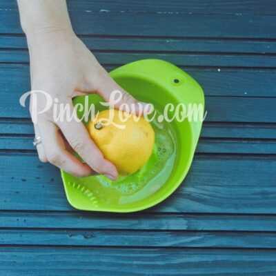 Лимонад из лимона и мяты - домашний - шаг 1-2