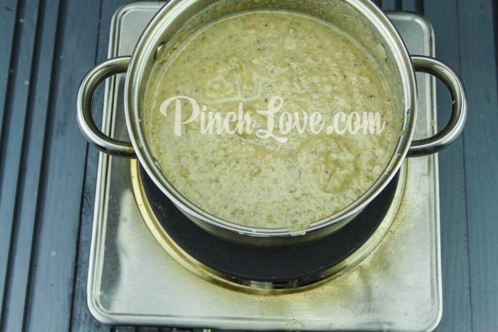 Грибной крем-суп - шаг 10
