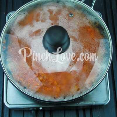 Крем-суп из красной чечевицы - шаг 11-2