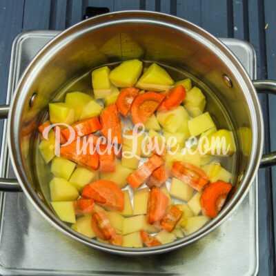 Грибной крем-суп - шаг 2-1