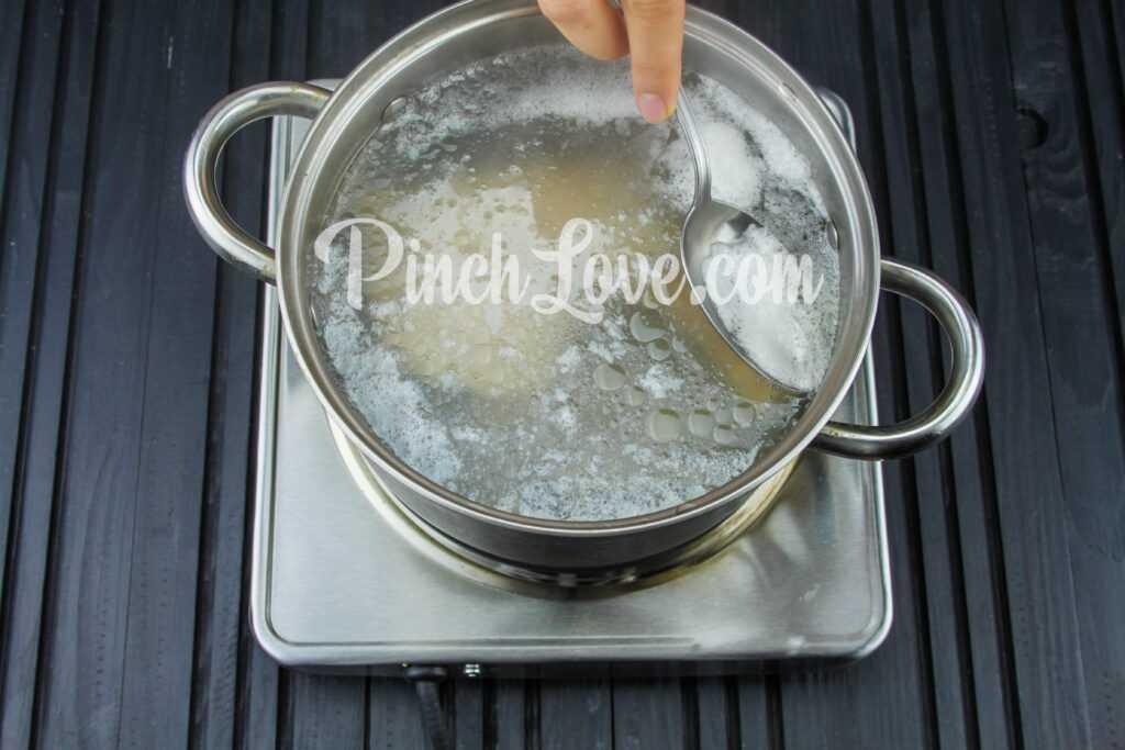 Крем-суп из красной чечевицы - шаг 2