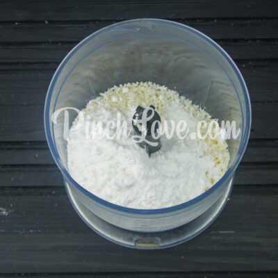 Домашнее Рафаэлло с сыром маскарпоне - шаг 2-1