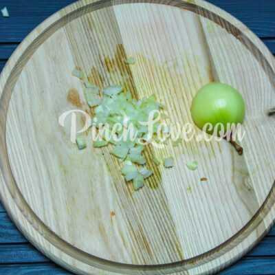 Салат с авокадо и тунцом - шаг 2-2