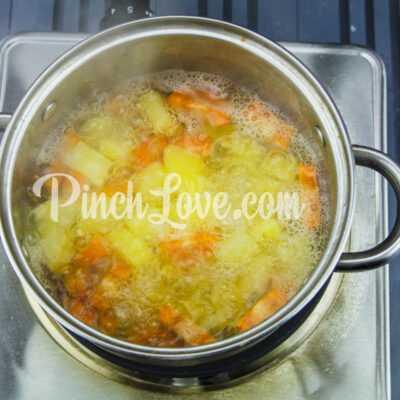 Грибной крем-суп - шаг 2-2