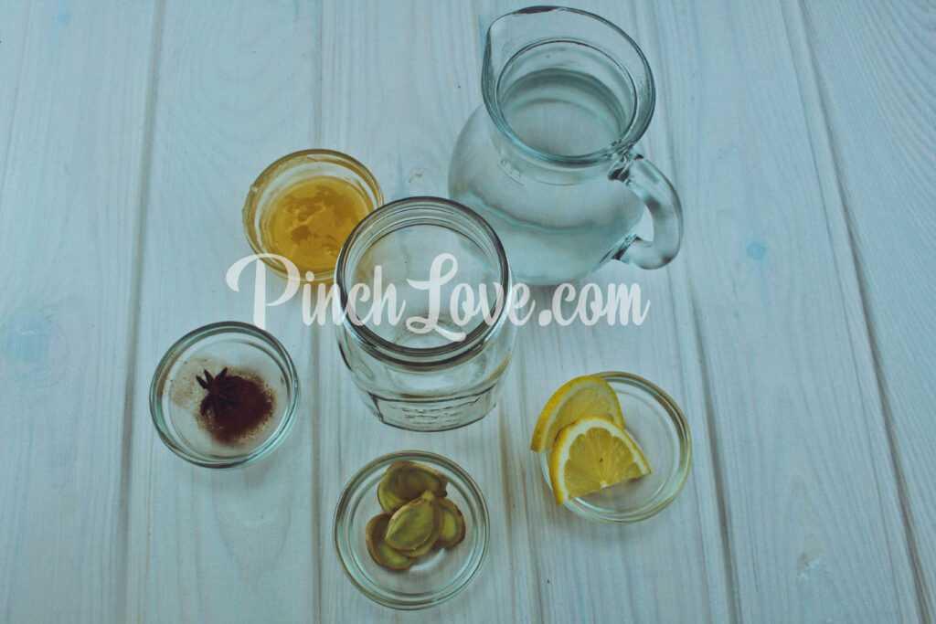 Имбирный напиток - шаг 3