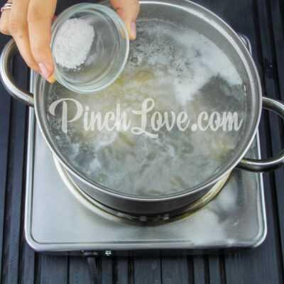 Крем-суп из красной чечевицы - шаг 3-1