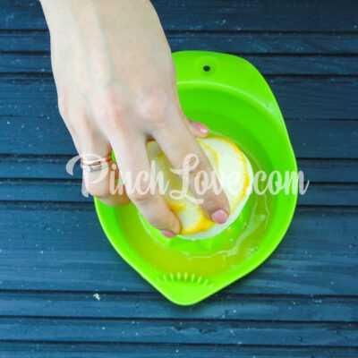 Апельсиновый лимонад с лимоном - шаг 3-2