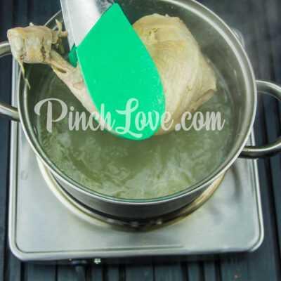 Крем-суп из красной чечевицы - шаг 3-2
