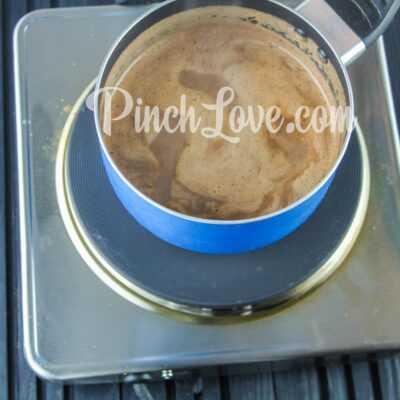Мексиканский горячий шоколад с перцем чили - шаг 3-2