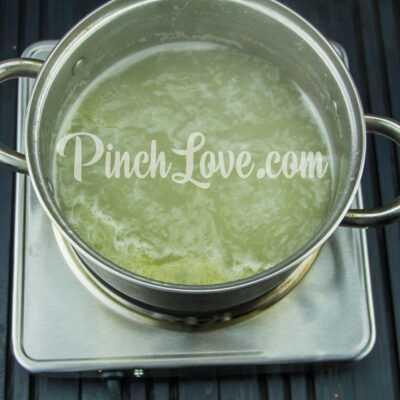 Крем-суп из красной чечевицы - шаг 3-3