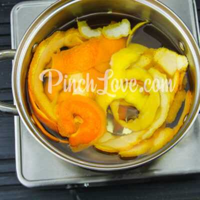 Апельсиновый лимонад с лимоном - шаг 4-1