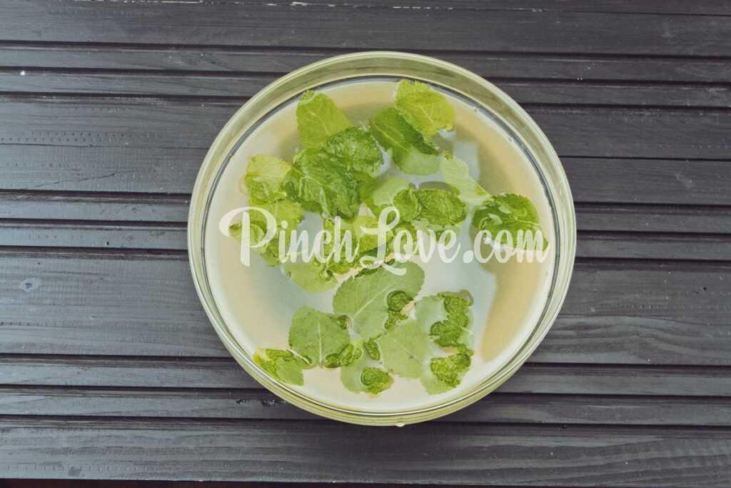Лимонад из лимона и мяты - домашний - шаг 4
