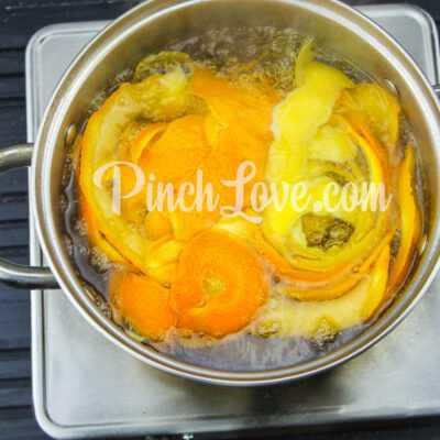 Апельсиновый лимонад с лимоном - шаг 4-2