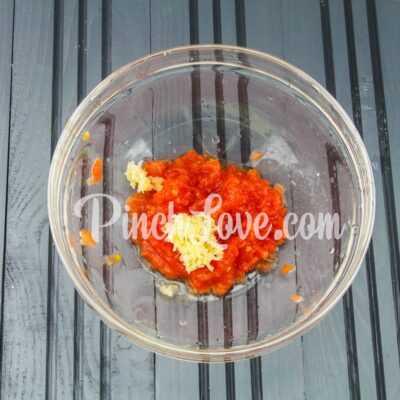 Томатно-чесночный соус - шаг 4-2