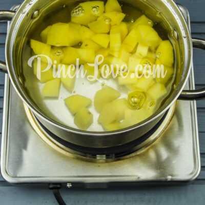 Грибной суп из шампиньонов - шаг 5-1