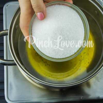 Апельсиновый лимонад с лимоном - шаг 5-2