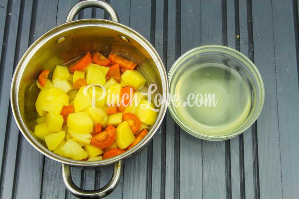 Грибной крем-суп - шаг 6