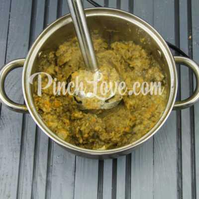 Грибной крем-суп - шаг 7-2