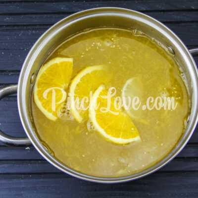 Апельсиновый лимонад с лимоном - шаг 7-2
