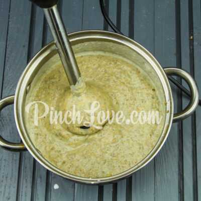 Грибной крем-суп - шаг 8-2