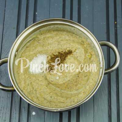 Грибной крем-суп - шаг 9-1