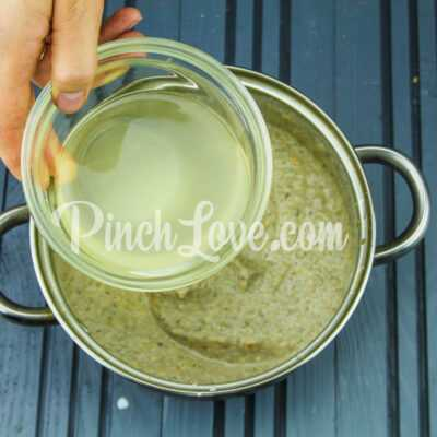 Грибной крем-суп - шаг 9-2