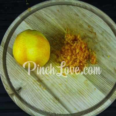 Тыквенный кисель с апельсином - шаг 1-1