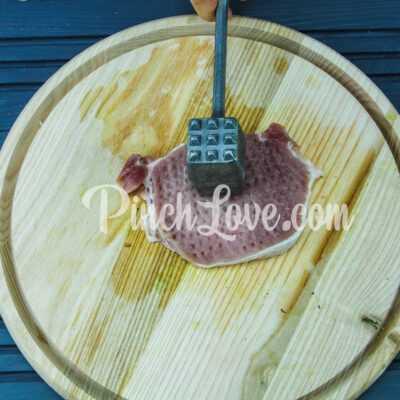 Свинина в фольге с картошкой - шаг 1-1