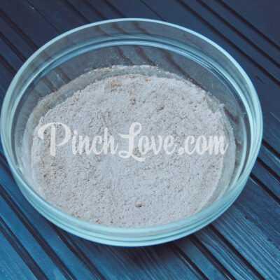 Шоколадный кекс в микроволновке - шаг 1-2