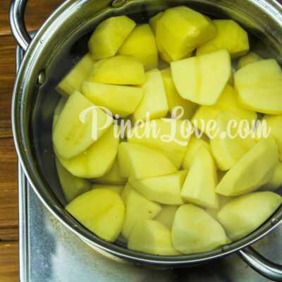 Картофельное пюре с молоком - шаг 2-1