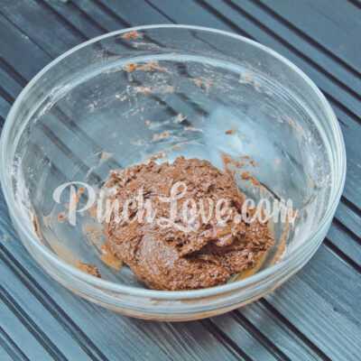 Шоколадный кекс в микроволновке - шаг 2-2