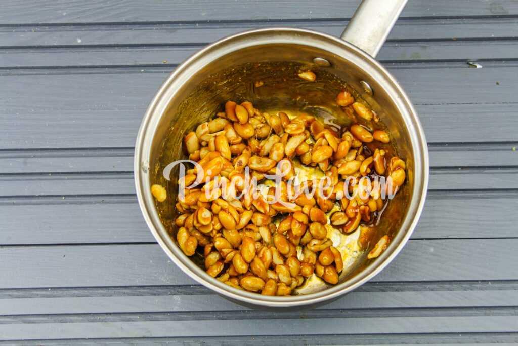 Козинаки из арахиса - шаг 3