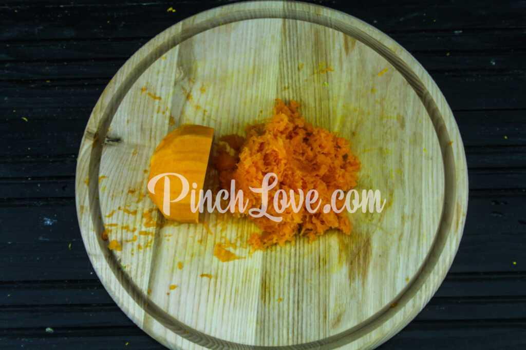 Тыквенный кисель с апельсином - шаг 3