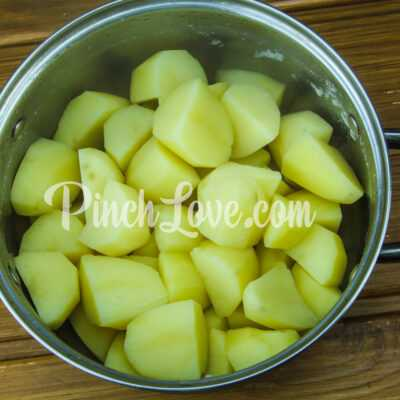 Картофельное пюре с молоком - шаг 3-1