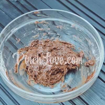 Шоколадный кекс в микроволновке - шаг 3-2
