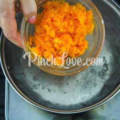 Тыквенный кисель с апельсином - шаг 4-1
