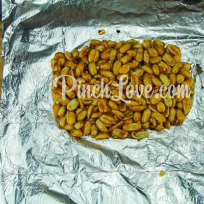 Козинаки из арахиса - шаг 4-2