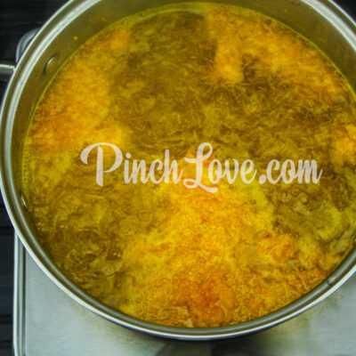 Тыквенный кисель с апельсином - шаг 4-3