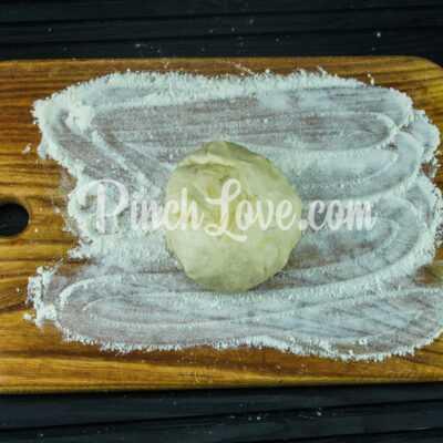 Яблочный штрудель - шаг 5-1