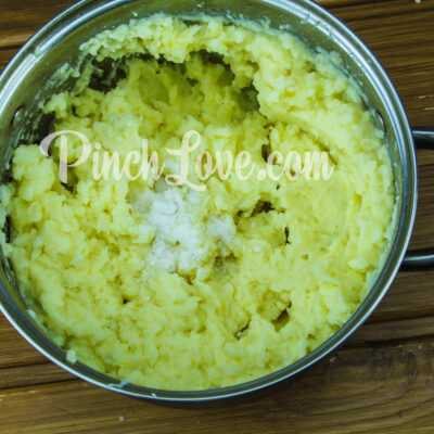 Картофельное пюре с молоком - шаг 6-1