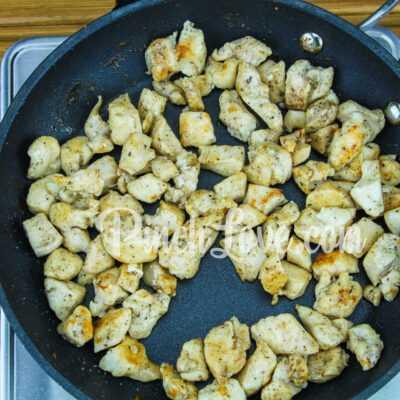 Шаурма с курицей и картошкой - шаг 6-2