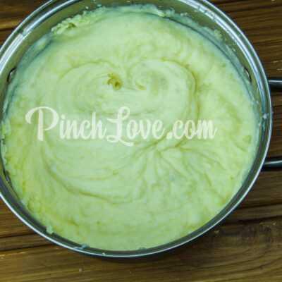 Картофельное пюре с молоком - шаг 6-3