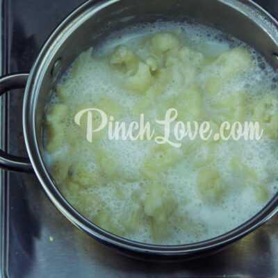 Пюре из цветной капусты - шаг 2-1