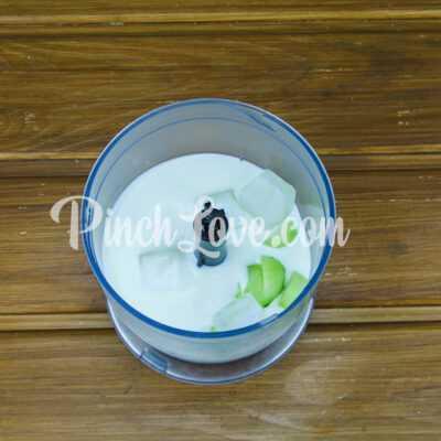 Холодный огуречный суп - шаг 2-2