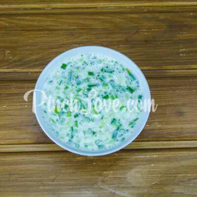 Холодный огуречный суп - шаг 3-2