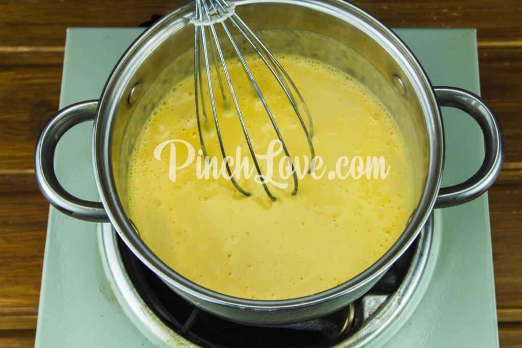 Сырный соус (Чеддер) - шаг 2