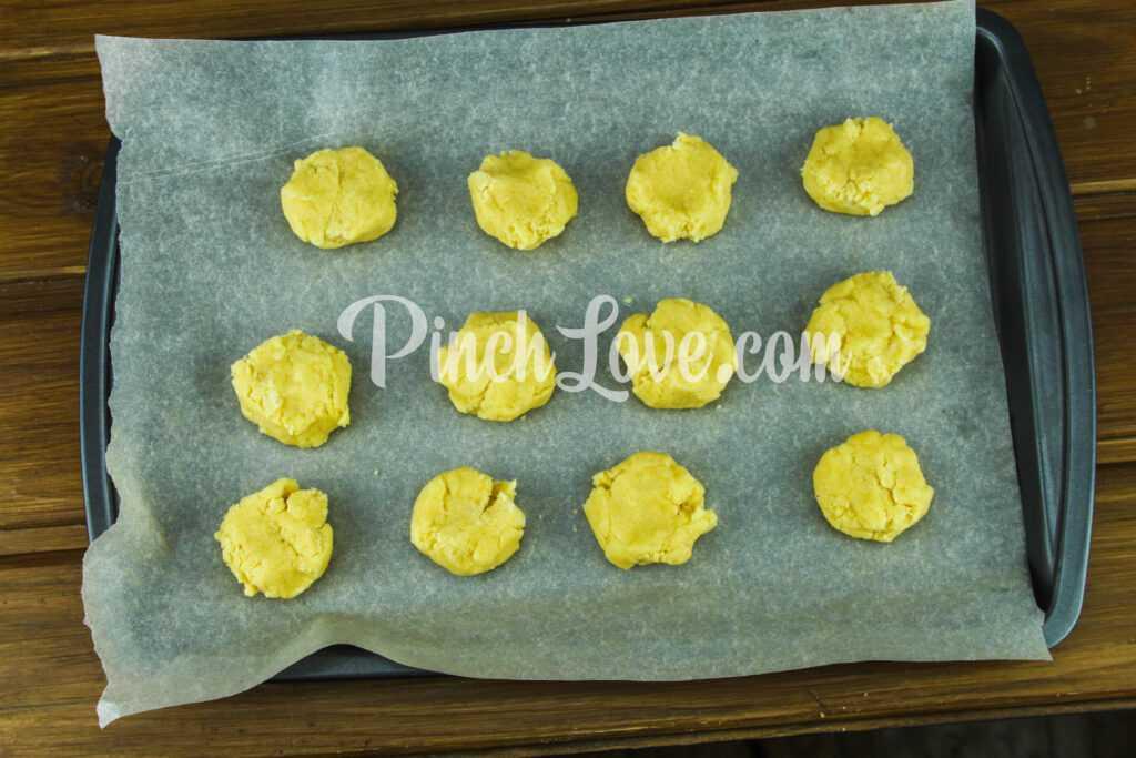 Бисквитное печенье - шаг 3